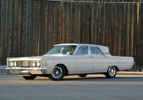 1965 Mercury Monterey Breezeway