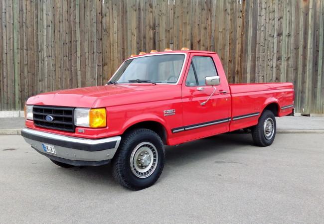 1987 F250