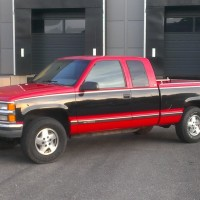 1996 Chevrolet Silverado