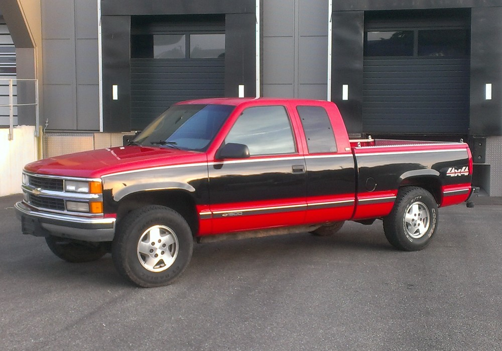 1996 Chevrolet Silverado 4×4
